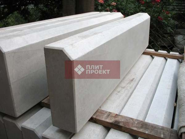 Заказывайте качественный садовый бордюр из бетона в Одинцово