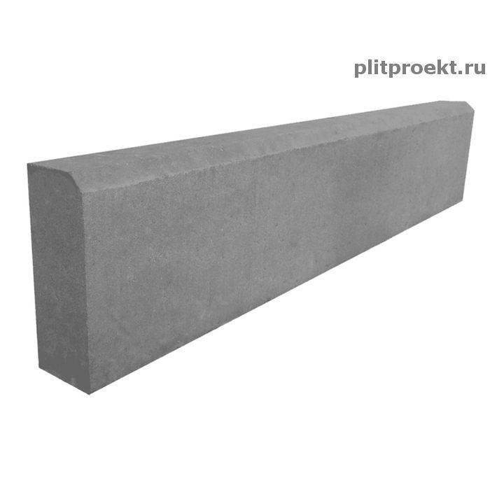 Особенности садового или тротуарного бордюрного камня 1000х200х80 в Одинцово