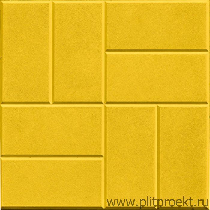 качество тротуарной плитки 400х400х50 в Одинцово