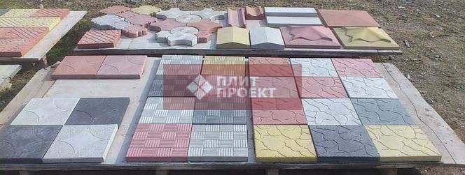 Что такое вибролитая тротуарная плитка